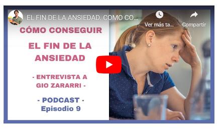 Entrevista a Gio Zararri en Mente déjame vivir